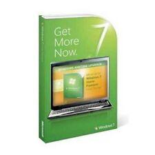 Microsoft Windows 7 Anytime Upgrade (WAU) - Starter to Home Premium 32/64-Bit