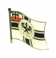 Fahnen Pin Reichskriegsflagge Anstecker Flagge Fahne