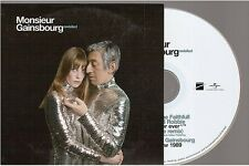 SERGE GAINSBOURG monsieur gainsbourg revisited CD PROMO INTERVIEW fnac