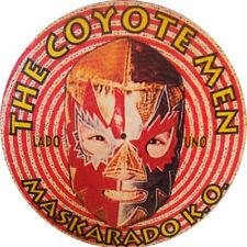 THE COYOTE MEN Maskarado K.O. picture-LP . garage the mummies oblivians