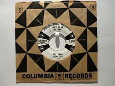 Rick Tucker & the Picks  Columbia 41041 Promo Patty Baby / Don't Do Me This Way