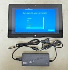"Microsoft Surface Pro 1514 Wi-Fi 10.6"" 4GB RAM 128GB 1.7GHz i5-3317U Win 10 Pro"