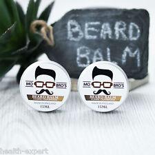 MO Bro's - Beard & Skin Conditioning Balm 15ml Made in England 6 Various Scents Orange Bergamot