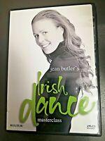 Irish Dance Masterclass DVD Instructional Dance Special Features w/ Jean Butler