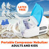 Heavy duty Portable Nebulizer Powerful Asthma Machine Compressor Adults & SA