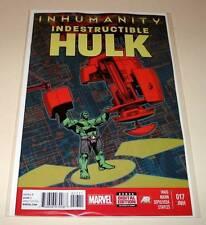INDESTRUCTIBLE HULK # 17  Marvel Comic  Feb 2014   NM