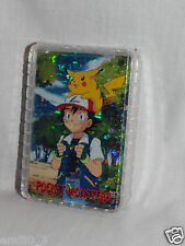 NEW IN BOX  ASH POKEMON PLAYING CARDS DECK