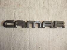 K2 alt original Oldtimer emblema bordado placa identificadora marca auto us car camar