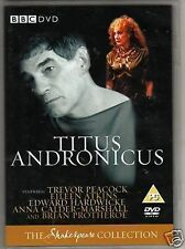 Titus Andronicus - BBC Shakespeare Collection 1985 Trevor Peacock DVD