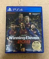 PS4 Winning Eleven 2019 70962 Japanese ver from Japan
