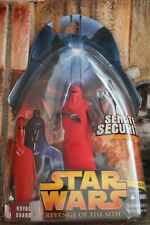 Emperor's Royal Guard Star Wars Revenge Of The Sith Collection 2005