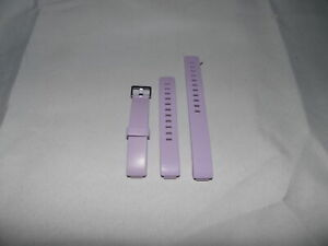 Genuine Fitbit Inspire HR Strap Both Sizes - Lilac - RF5354