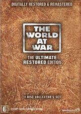 The World At War - The Ultimate Restored Edition (DVD, 2013, 11-Disc Set)