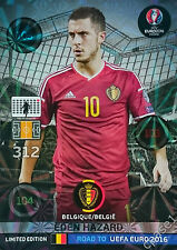 Eden Hazard Limited Edition - Panini Adrenalyn XL Road to Euro 2016 France