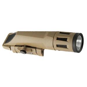 InForce MLX Weapon Mounted Light 800 Lumens Gen 2 White LED FDE WX-06-1