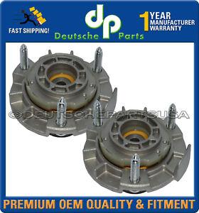 PORSCHE 997 911 Rear Upper Suspension Strut Shock Mount Mounts 99733306100 SET 2