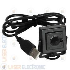 Mini Micro Telecamera Nascosta CMOS HD 720P Uscita PC Notebook USB 2.0