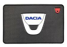 Antiscivolo Cruscotto Tappetino Tuning Dacia Logan Duster Sandero Lodgy Dokker
