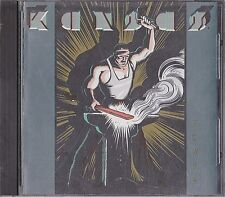 Kansas Power Japan 1st CD 1987 32XD-548 Very Rare