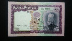 Portugal 100 Escudos 19.12.1961  P.165a  UNCIRCULATED