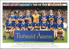 Tipperary All-Ireland Senior Hurling Champions 2001: GAA Print