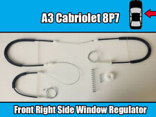 Audi A3 8P7 Cabriolet Front Right Window Regulator Repair Kit