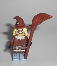 LEGO Batman Movie - Scarecrow (70913) - Figur Minifigur Vogelscheuche Crow 70913