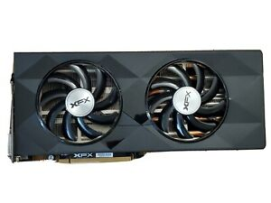 XFX AMD R9 390 8GB GPU Graphics card