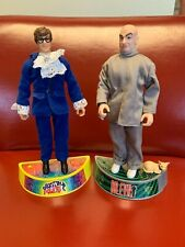 Austin Powers Talking Figures Lot!
