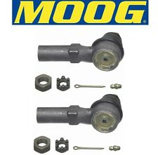 Moog Outer Tie Rod Ends Pair Set Fits Nissan Altima 2002-04 Maxima 2004-08