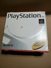 Sony Playstation 1 Ps1 System Console Complete In Box
