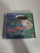 Time Life Music Malt Shop Memories Wake Up Little Susie New Sealed 2 Cd o4a
