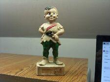 "VINTAGE 1946 ROBIN HOOD SHERWOOD FOREST 7 1/4"" STANDING FIGURE FIGURINE"