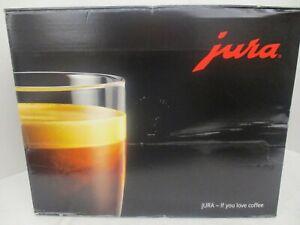 Jura E6 Automatic Coffee Center 15070 Platinum Espresso Maker QQQ 1175
