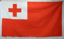 Big 1.5 Metre Kingdom of Tonga Large New Flag 3x5ft Tongan