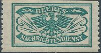 Stamp Germany Revenue WWII Fascism War Era Newspaper Tax C MNH