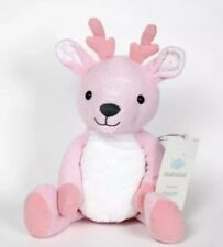 Pink Posh Plush Deer reindeer Cloud Island Baby Girl Toy Animal Gift Sold Out