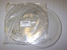 "16"" Aquarian Drum Head Skin Saturn Clear AQC/D-16"