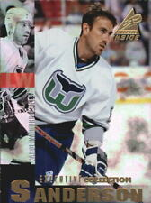 1997-98 Pinnacle Inside Executive Collection #78 Geoff Sanderson