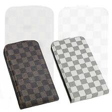 Modern Flip Case Handy Tasche Klapp Etui Schutz Hülle Hard Cover Ober Schale Bag