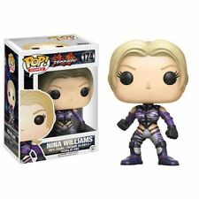 Tekken - Funko Pop Games 174 - Nina Williams - Pvc Figure Original