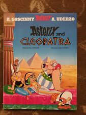 ASTERIX THE CLEOPATRA HARDBACK BOOK