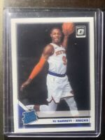 2019-20 Panini Donruss Optic #178 RJ Barrett Rated Rookie Card RC NY Knicks NBA