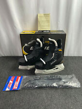 Bauer Supreme Explosive Power Junior Hockey Ice Skates Boys Size US 3 Reg Width