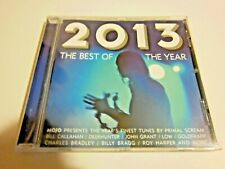 Various – 2013 (The Best Of The Year) [MOJO CD] Billy Bragg Primal Scream Low