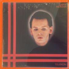 GARY NUMAN - Telekon (Vinyl LP) ORIGINAL 1980 - ATCO SD32-103 in shrink