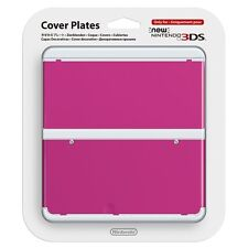 New Nintendo 3DS Kisekae Plate Protector Cover No.032 F/S Light Purple