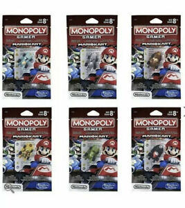 Monopoly Gamer Mario Cart Power Pack Rosalina (Only)