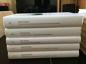 Biblioteca Storica - Il Giornale - Novecento + Serie Bianca