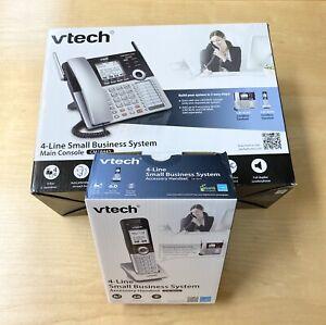 vtech 4-line business system